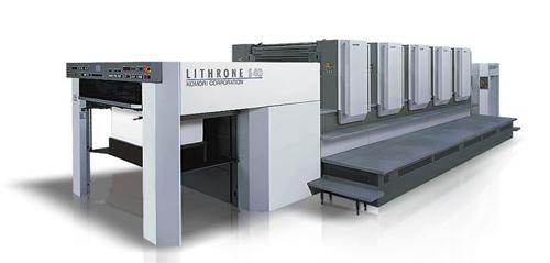 Komori Lithrone