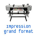 Impression sur traceur grand format